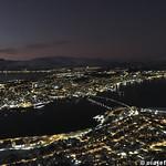 Viajefilos en Tromso, Monte Floya 017