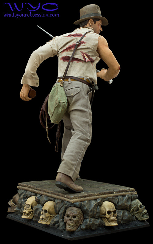 d15d43839aac2 ... Sideshow Collectibles Indiana Jones Temple of Doom Exclusive Premium  Format statue - 2 | by dr_teng