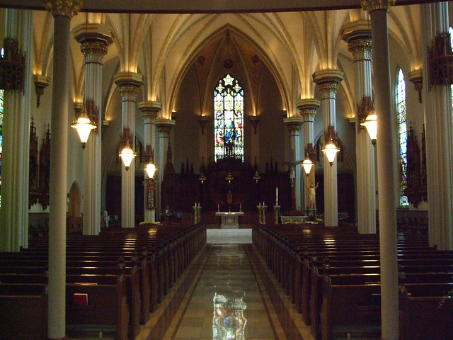 Cathedral of the Immaculate Conception, Fort Wayne, IN
