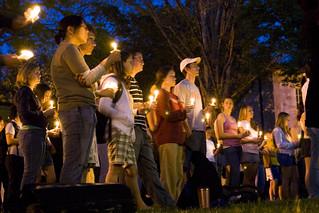 Virginia Tech Vigil | by Nrbelex