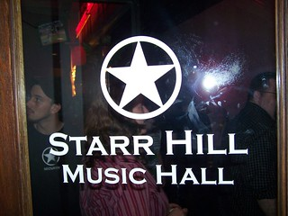 Starr Hill Music Hall | by Mark Takes Pictures