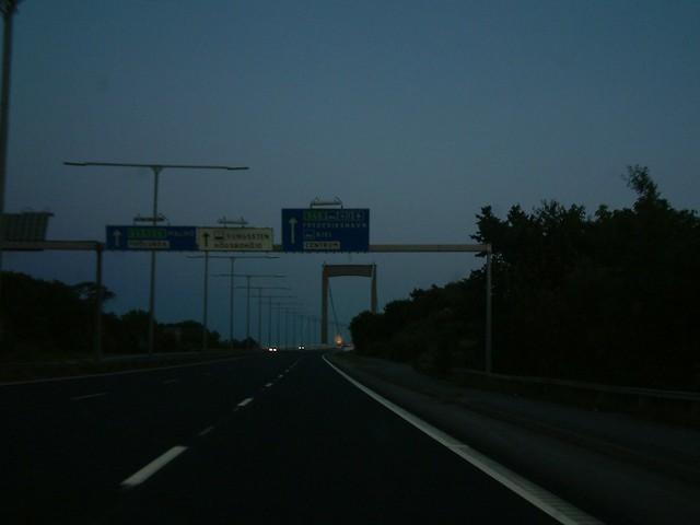 Göteborg Älsborgs bridge