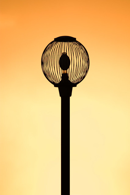 Shape of Streetlight