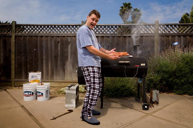 Barbecue 6553