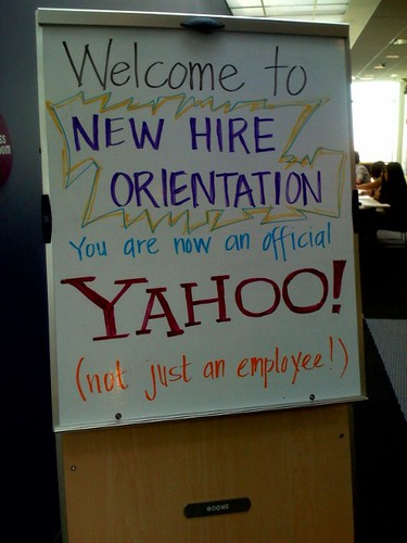 New Hire Orientation   by awcole72
