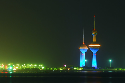 Blue Kuwait | by Cajie