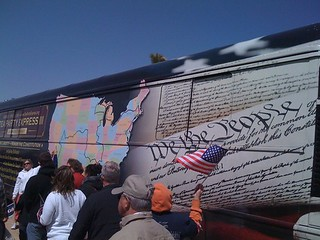 we the people bus | by Left Coast Rebel