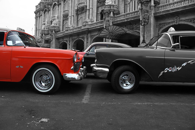 Le Fantastiche Automobili di Cuba - A Muso Duro