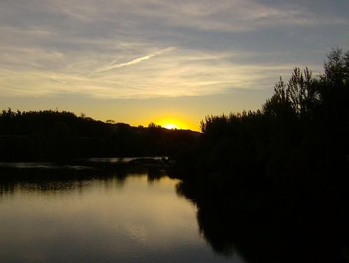 sunset shadow sky lake water yellow twilight woods henry larioja fernandopessoa instantfave mywinners colorphotoaward diamondclassphotographer flickrdiamond flickrelite