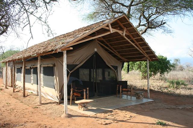 Mkomazi camp