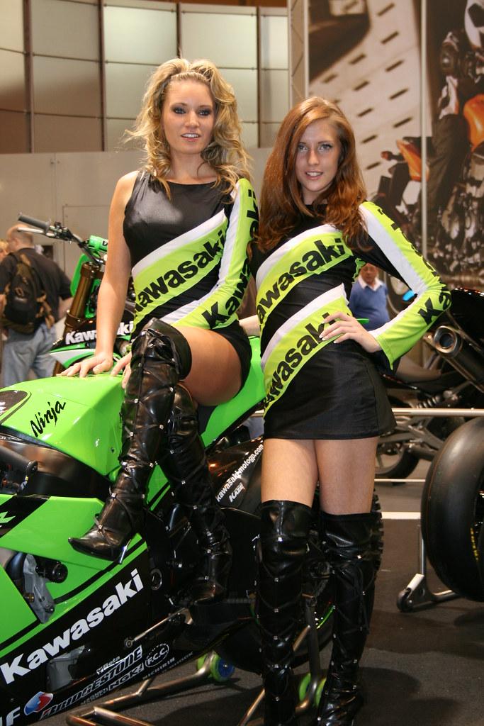 Kawasaki Girls Probee Flickr