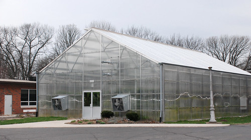 Greenhouse at Lincoln High School | by WayNet.org