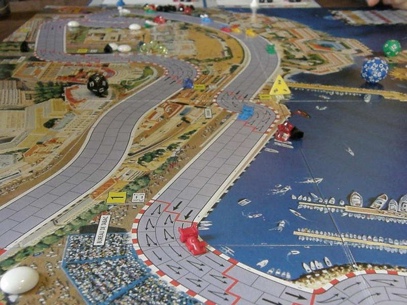 Best Auto Racing Board Games Formula D
