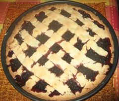 Blackberry Tart - Crostata di More