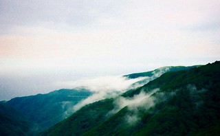 Sado Island landscape