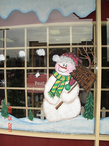 Dec Xmas Windows 002 | by azdreampainter