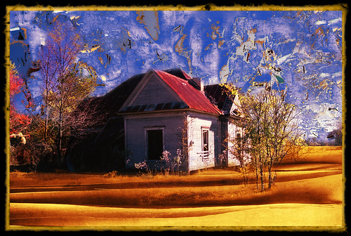 Old Country Home, Hopkins County, Texas | by crowt59
