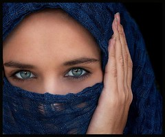 her eyes   by Ranoush.