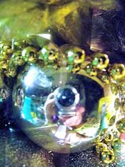 Bells in a Bag reflection shot