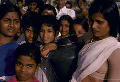 Portrait of women and children. India | by World Bank Photo Collection
