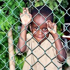Child in Ocho Rios, Jamaica