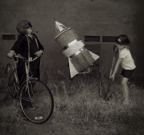 bicycle d50 geotagged jack nikon surrealism surreal rocket dada quadtone lainey cotcmostfavorited geo:lat=33698387 geo:lon=117258105