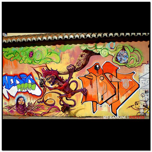 Grafiti,  Granada, España 35