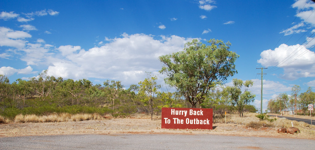 Hurry Back To The Outback
