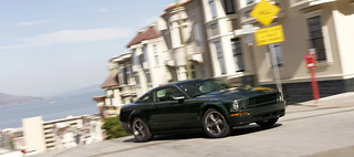 2008 Ford Mustang Bullitt   by Ford Motor Company