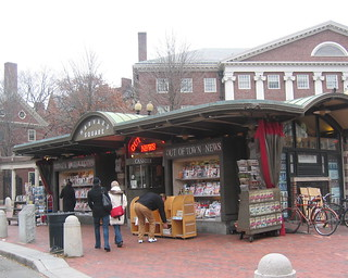 Harvard Square | by afagen