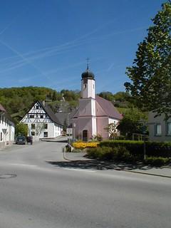 Chapel in Lauterach