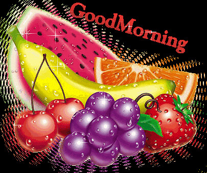 Good Morning Fruits Alice Daniels Flickr