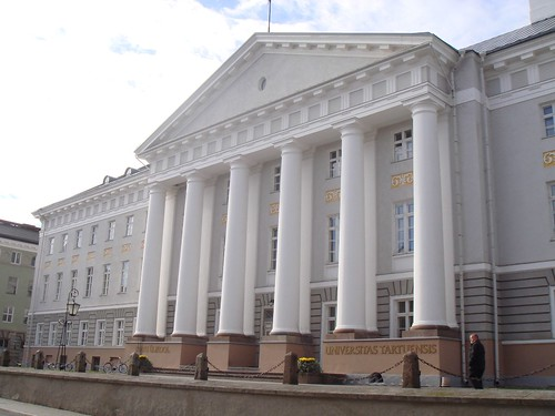Tartu university | by maple03