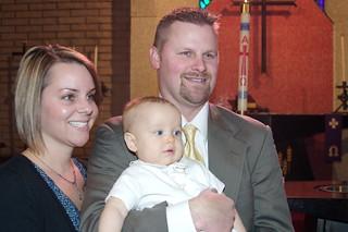 Caden's Baptism | by Melissa&Shane