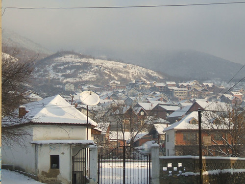 Vranje in the snow | by Christopher Robbins