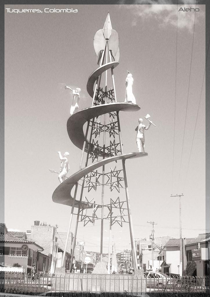 Monumento a la Insurrección de los comuneros