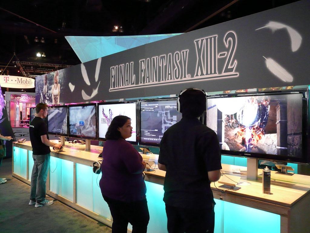 Square Enix E3 Booth | Tomb Raider | Flickr