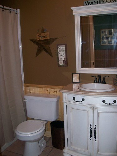 Bathroom remodel, October 2007 | by Backyard Wizard