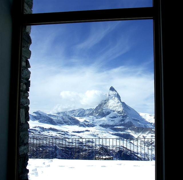 The Matterhorn (Cervin)