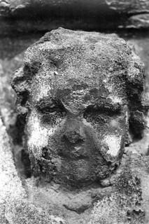 A worn child