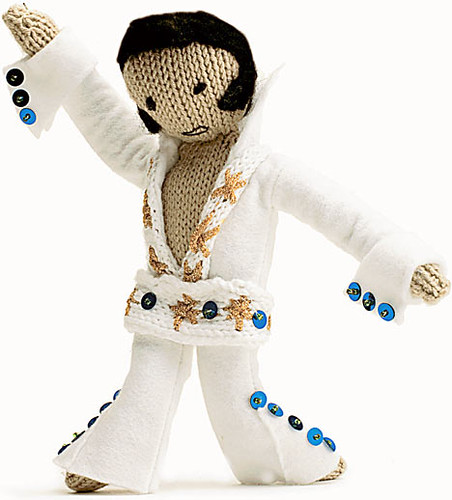 Knit Elvis | by Aine D