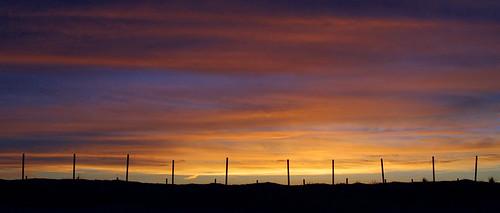 blue sky orange beach silhouette yellow clouds canon wow landscape dusk dcist magichour assateague photooftheday 2351 eosd30 moviecrop tklancer
