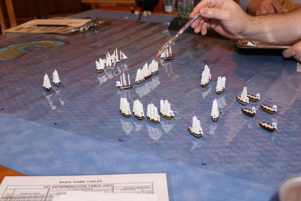 Wooden Ships And Iron Men The British Fleet Bob Jones Sc Flickr