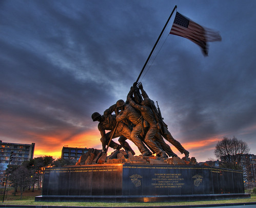 sunset usa usmc arlington geotagged virginia us dc washington marine memorial war dusk flag corps va rosslyn hdr iwojima marinecorpswarmemorial 3xp usmarinecorpsmemorial marinecorp marinecorpsmemorial platinumphoto raisingtheflagoniwojima frhwofavs platnumphoto usmarinecorpmemorial