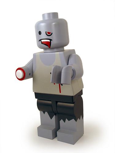 LEGO Zombie 1 | by dead zebra, inc