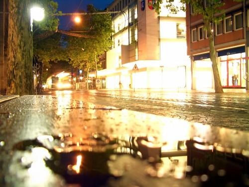 Kaiserstraße by night
