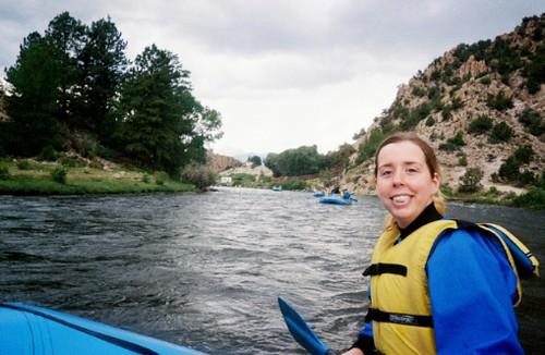 CW, River Woman