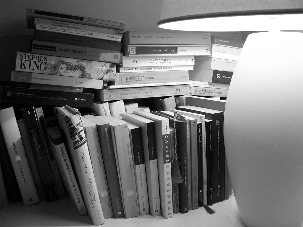 lo spazio per i libri