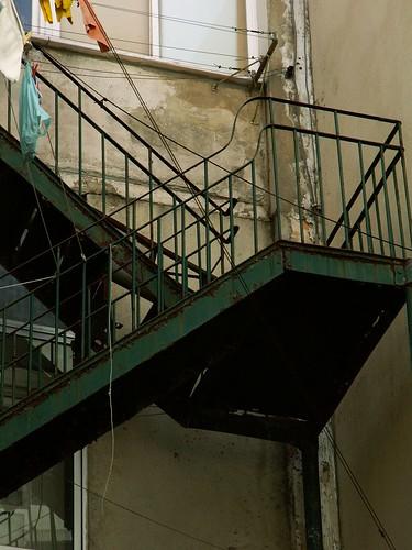 Lisboa - Fire escape 310