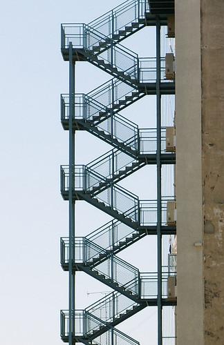 Lisboa - Fire escape 312